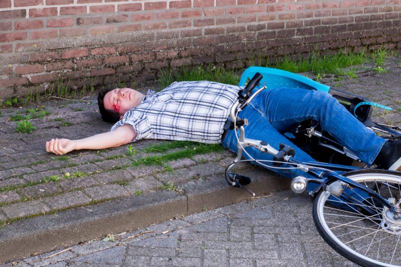 Ongeval volwassene 2
